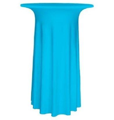Unicover Cocktail-Tischhusse Stretch Deluxe | Türkis | Erhältlich in 3 Größen