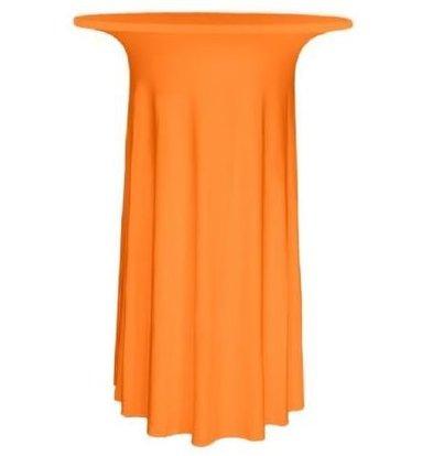 Unicover Cocktail-Tischhusse Stretch Deluxe | Orange | Erhältlich in 3 Größen