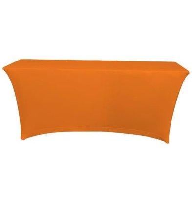Unicover Tischhusse Saturn Stretch Rechteckig | Verfügbar in 2 Größen Orange