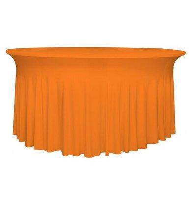 Unicover Tischhusse Stretch Deluxe | Orange | Erhältlich in 3 Größen