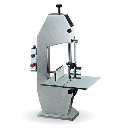 MEC Knochensäge Arbeitstisch 410x410mm | 1,1 kW | 530 x 420 x (H) 910 mm