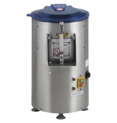MEC Kartoffelschäler 120 kg pro Stunde 4 kg pro Zyklus 320x420x (H) 560 mm