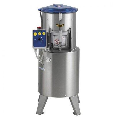 MEC Kartoffelschäler 250kg pro Stunde 8kg pro Zyklus 320 x 420 x (H) 800 mm