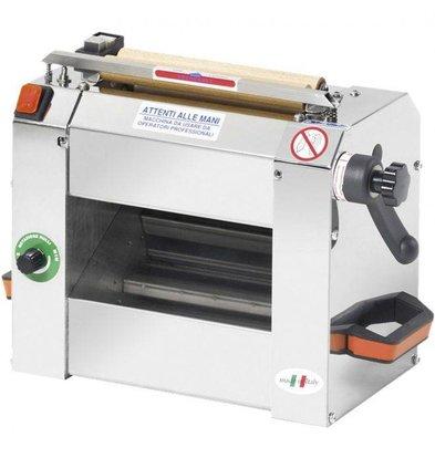 MEC Pizzateig Roller 230 Volt Geeignet für 220mm Ø380mm