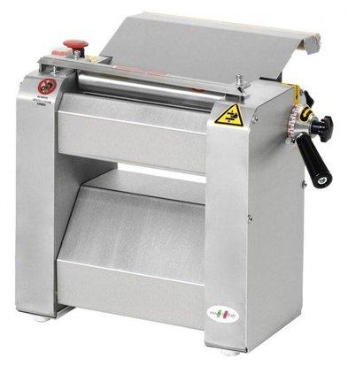 MEC Pizzateig Roller 400 Volt Geeignet für 250mm Ø550mm