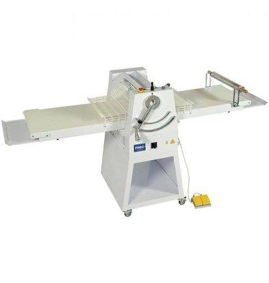 MEC Pizzateig Roller 400 Volt Geeignet für 800x488mm