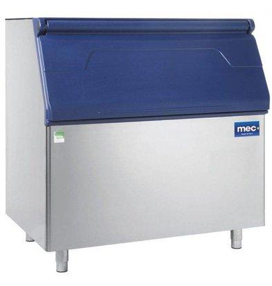MEC Eiswürfelspeicher | Geeignet für 600 Kg | 1250x900x(H)1400mm