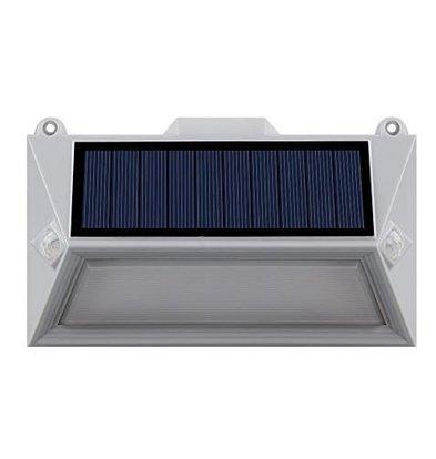 Lumisky Poly Solar LED weißer Fleck Bewegungssensor | 1200 mAh | 168 x 100 x 40 mm