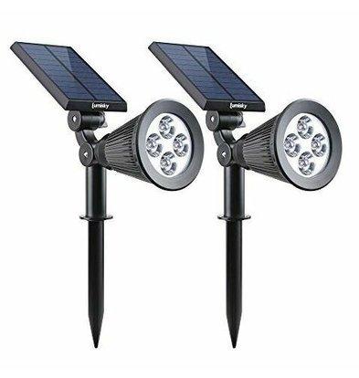 Lumisky Spiky W34 LED Spots | 2200 mAh | 290 x 95 x 340 mm | Pro 2