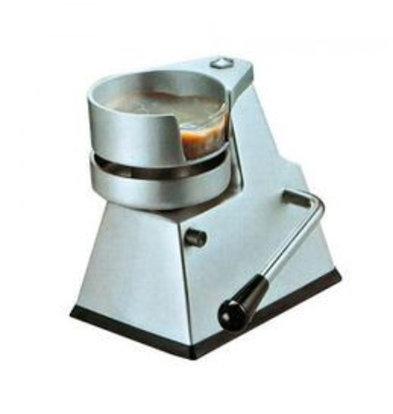 MEC Hamburgerpresse Ø130mm | 270x320x(H)310mm