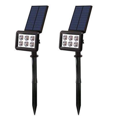 Lumisky Squary LED Spots | 4500 mAh | 290x90x450mm | Pro 2