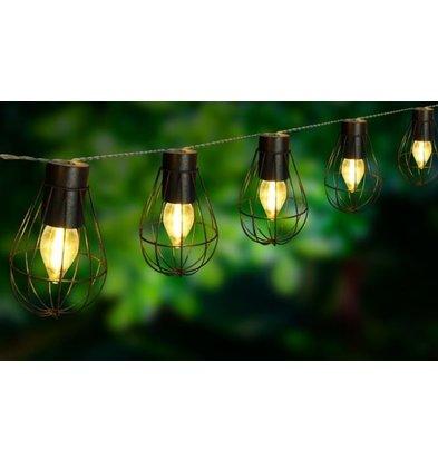 Lumisky KENY Schnurbeleuchtung   10 Leds   3,8 Meter Lang