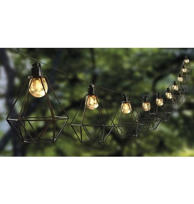 Lumisky MILY Schnurbeleuchtung   10 Leds   3,8 Meter Lang