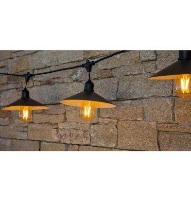 Lumisky Vinty Belt Beleuchtung 10 Lampen | 6 Meter lang