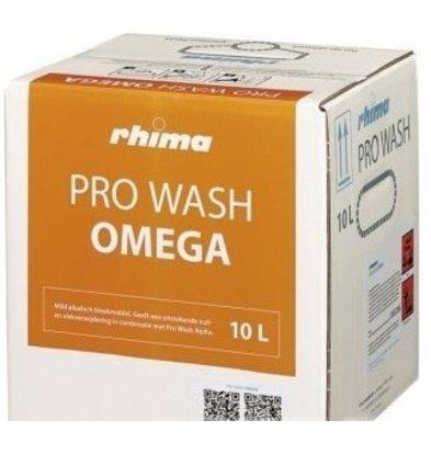 Rhima Alkalisches Bleichmittel  Pro Wash Omega | Bag in Box 10 liter