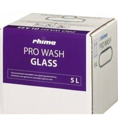 Rhima Geschirrspülmittel Pro Wash Glass | Bag in Box 5 liter