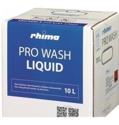 Rhima Geschirrspülmittel Pro Wash Liquid | Bag in Box 10 liter