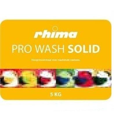 Rhima Geschirrspülmittel Pro Wash Solid | Container 2 x 5 kg