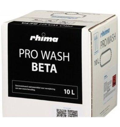 Rhima Geschirrspülmittel Pro Wash Beta | Bag in Box 10 liter