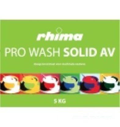 Rhima Geschirrspülmittel Pro Wash Solid AV | Container 2 x 5kg