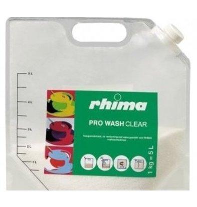 Rhima Hochkonzentrat Pro Wash Clear | Beutel 5 liter / 1 kg