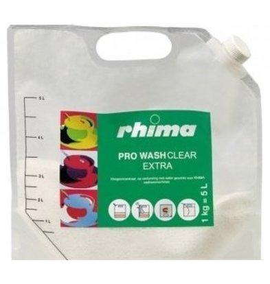 Rhima Hochkonzentrat Pro Wash Clear Extra | Beutel 5 liter / 1 kg