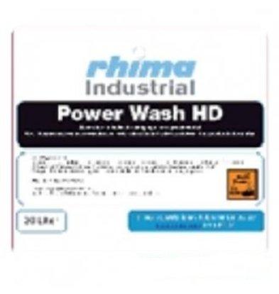 Rhima Geschirrspülmittel Pro Wash HD | PE-Kannister 20 Liter | Geeignet für Kistenspülmaschinen