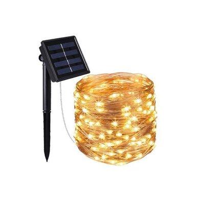 Lumisky Skinny 200 Schnurbeleuchtung| 200 LEDS | 21,9 Meter Lang