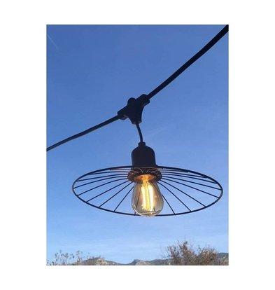 Lumisky Chic Schnurbeleuchtung  | 10 Lampen | 6 Meter Lang