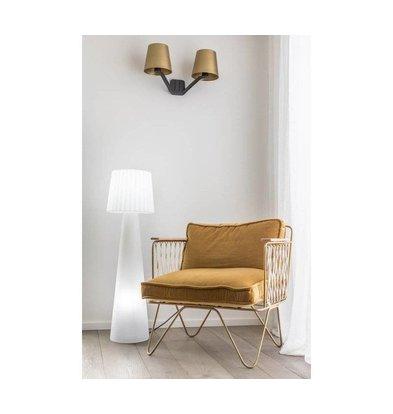Lumisky Lady W110 White Außenbeleuchter | 300 x 300 x (H) 1100 mm