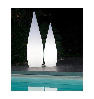 Lumisky Classy 120 White Außenbeleuchter | 360 x 360 x (H) 1200 mm