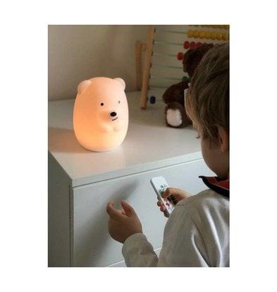 Lumisky Teddy RGB LED Lampe   1200 mAh   15-20 Stunden Brenndauer 144x144x187mm