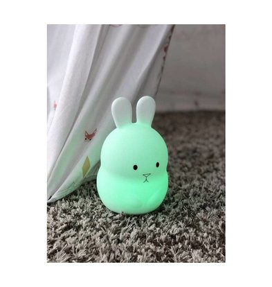 Lumisky Bunny RGB LED Lampe   1200 mAh   15-20 Stunden Brenndauer 144x144x187mm