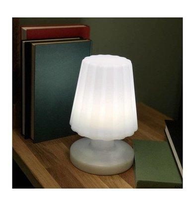 Lumisky Lady Mini LED Tischbeleuchter 7 Stunden Brenndauer 135 x 135 x 210 mm