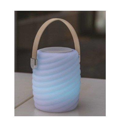 Lumisky Mini Ray Play Musiklampe Bluetooth-Lautsprecher | 170 x 170 x 240 mm