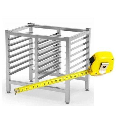 Edelstahl Untergestell Maßgefertigt   Untergestelle aus Edelstahl in jede Größe
