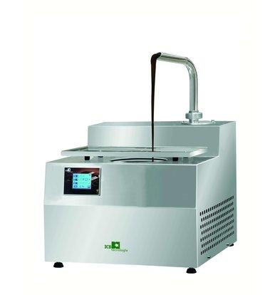 ICB Temperiermaschine Chocotemper Top-11 | 11 Kg | 550x500x720(h)mm