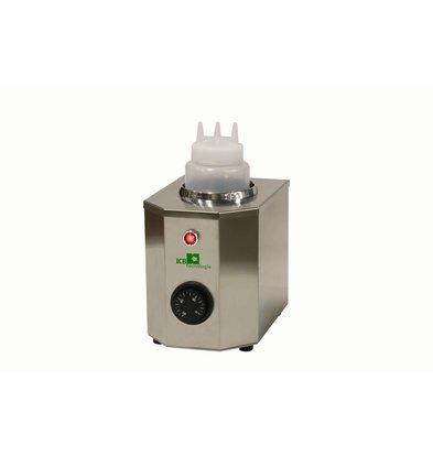 ICB Schokolade / Soßenwärmer Verwarmer | Max 60°C | Erhältlich in 3 Größen