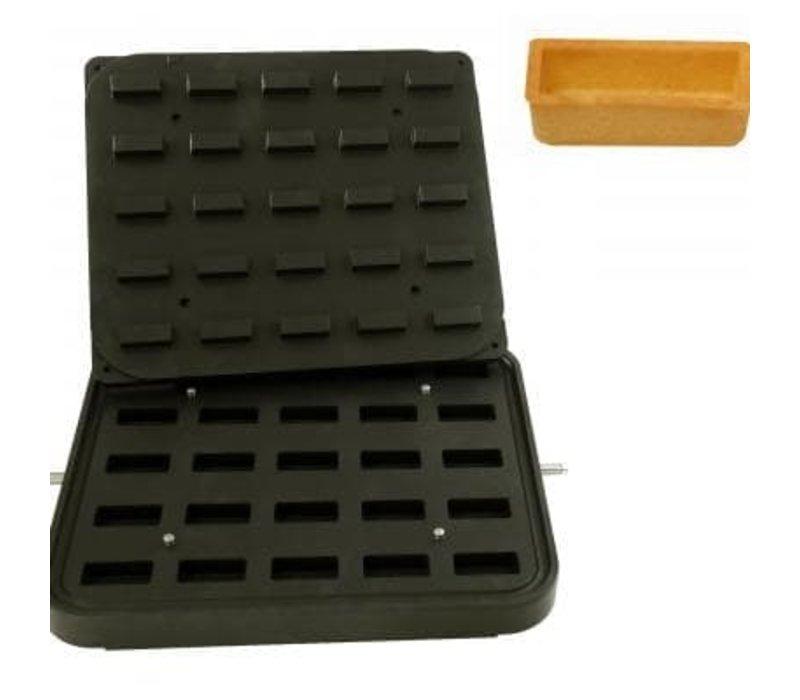 ICB 25x Small Brick | 50x23mm | 16mm Höhe