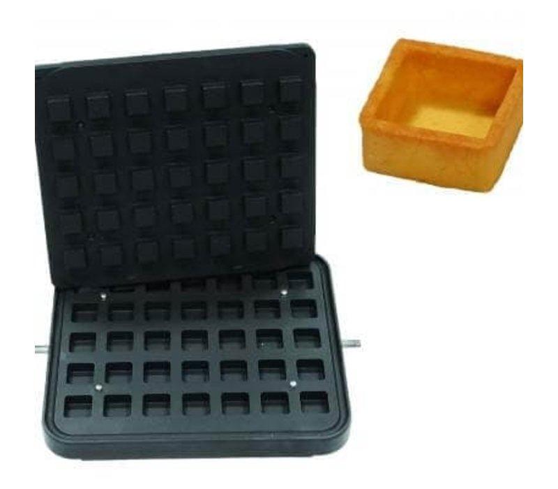 ICB 35x Small Square Brick | 35x35mm | 17mm Höhe