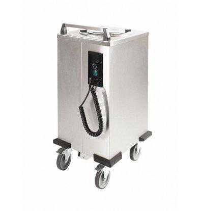 Mobile Containing Fahrbarer Stapler Beheizt | Mobile Containing 1 THN-MS 280 | Teller 240-278mm