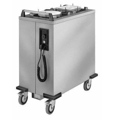 Mobile Containing Fahrbarer Stapler Beheizt | Mobile Containing 2 THX-MS | Stapelunit auf Maß gefertigt