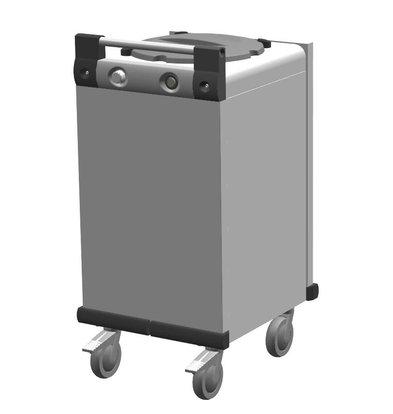 Mobile Containing Fahrbarer Stapler Beheizt | Mobile Containing DFR 1 x 240 | Teller 200-238mm