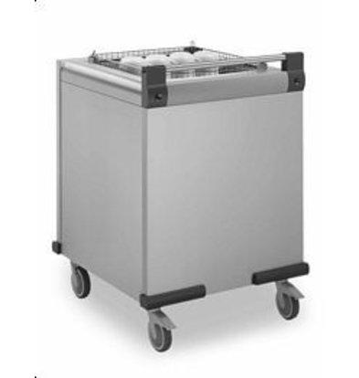 Mobile Containing Fahrbarer Stapler Unbeheizt | Mobile Containing DFR 590/590 | Korb 590x590mm