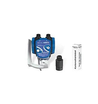 "Brita Brita Purity C Filterkopfset III 0-70% | Filterkopf G3/8"" + Rückflussverhinderer + CH-Testkit + Wandhalterung"
