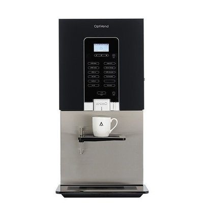 Animo Optivend 11 TL NG (LARGE)   Instant-Kaffee   1 Kanister   Erhältlich in 3 Farben