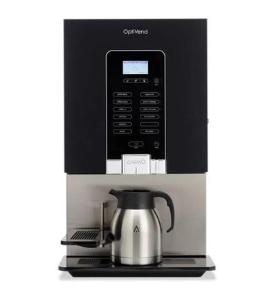 Animo Optivend 22 TS HS NG (400V)   Instant-Kaffee   2 Kanister   Erhältlich in 3 Farben