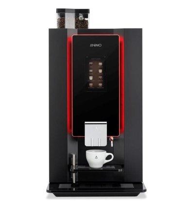Animo Optibean 2 XL Touch | Kaffeebohnen | 1 Kanister | Erhältlich in 3 Farben