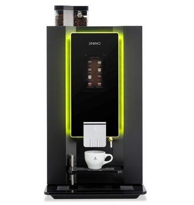 Animo Optibean 3 XL Touch | Kaffeebohnen | 2 Kanister | Erhältlich in 3 Farben
