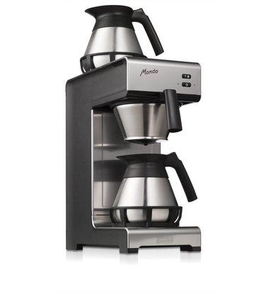 Bravilor Bonamat Kaffeemaschine Mondo / Matic | Filterkaffee | für Schiffen geeignet | 195x406x446 mm